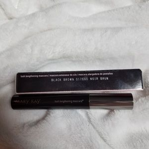 Mary Kay Lash Lengthening Mascara -Black Brown
